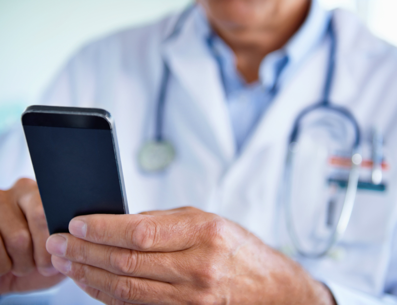 The Ultimate Mobile App for…Healthcare