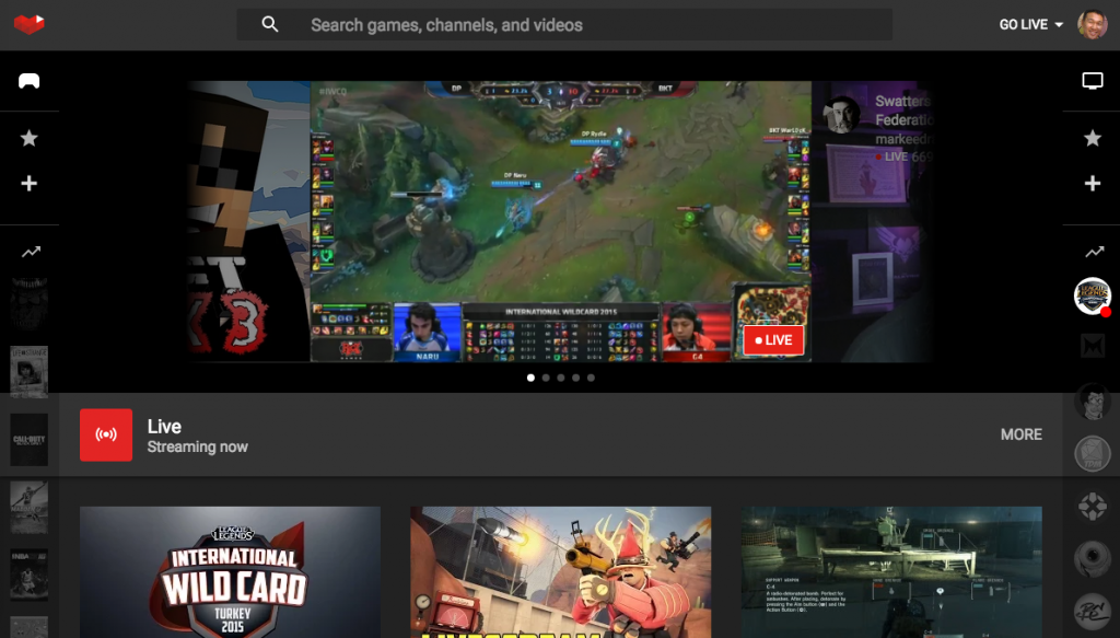 Week in Tech - YouTube Gaming