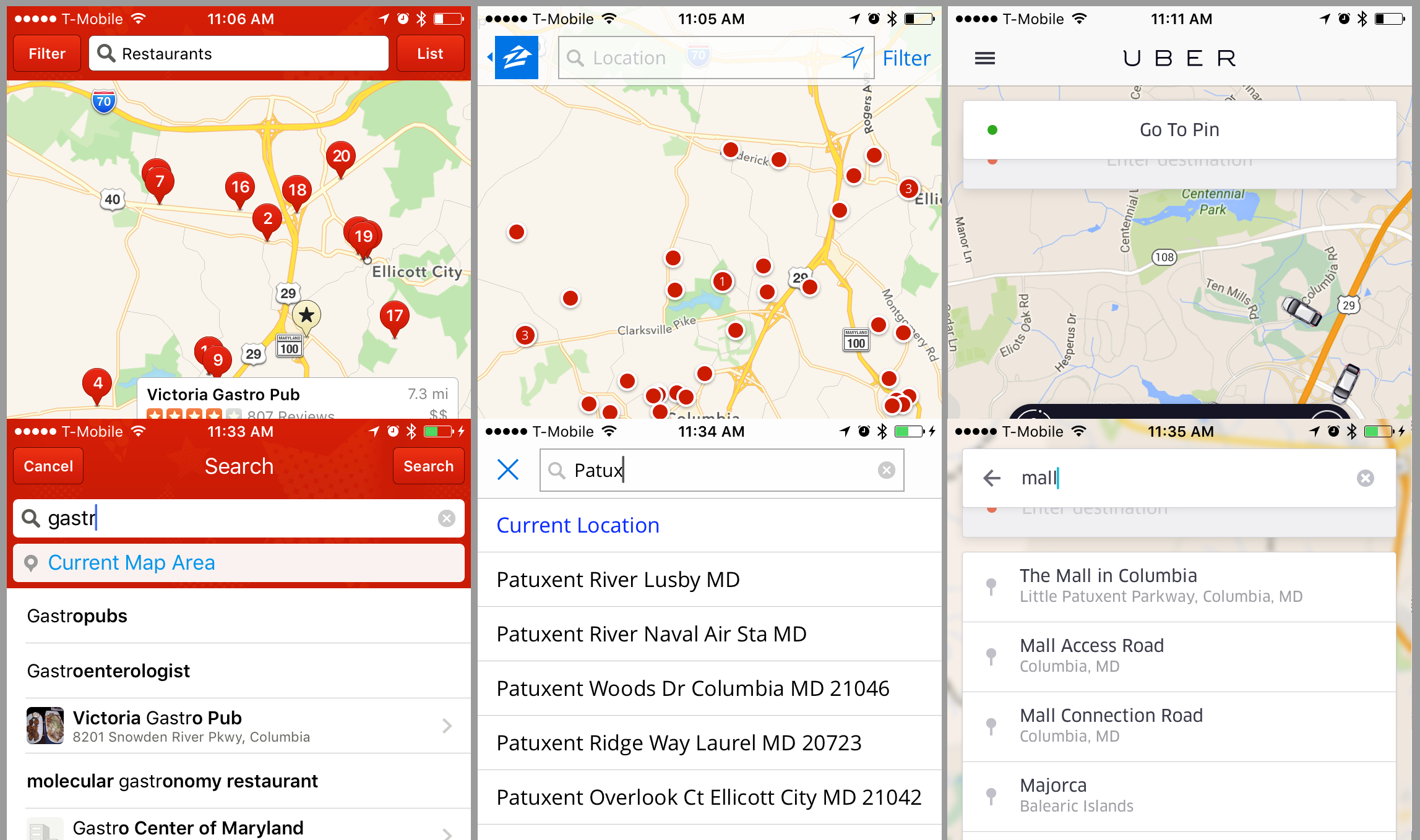 How To Search For Location And Display Results Using Apples Mapkit Then Make A Prediction Of What Happens When The Switch Is Opened Mapsearchexamples