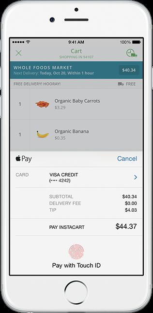 Stripe Apple Pay
