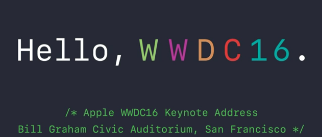 The 5 biggest announcements Apple made at WWDC 2016
