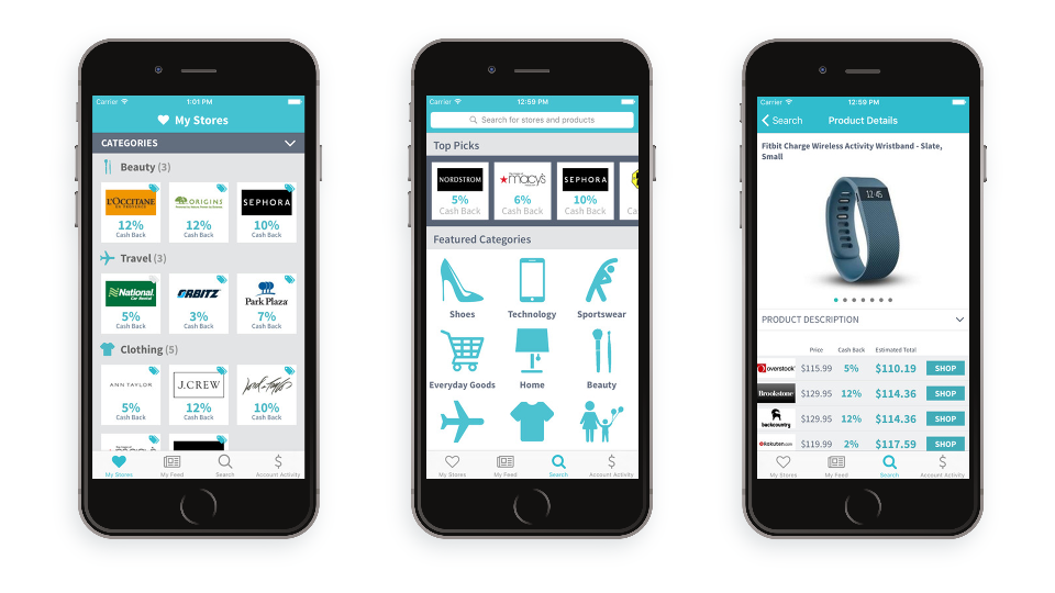 Cartera Commerce – Splender Mobile App Development