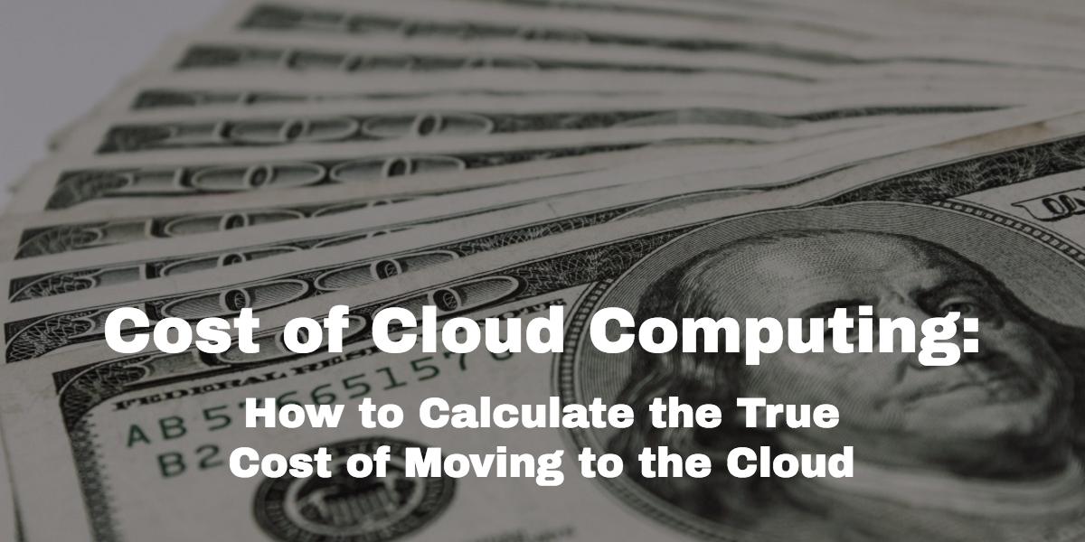 cost-of-cloud-computing