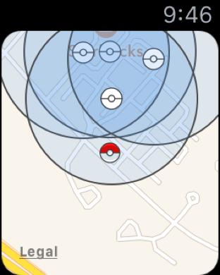 Apple watch app - GoTypeChart