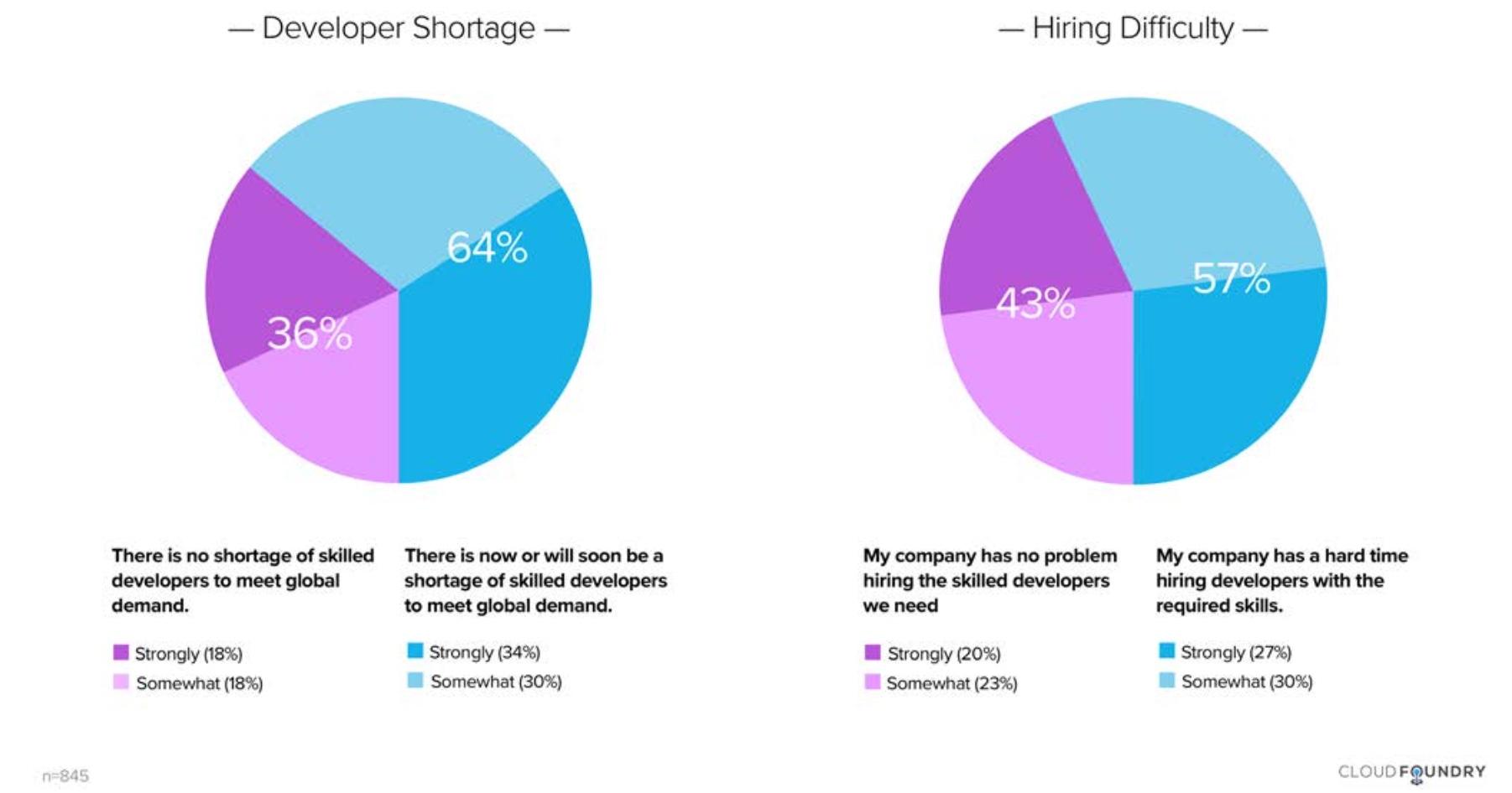 dev shortage