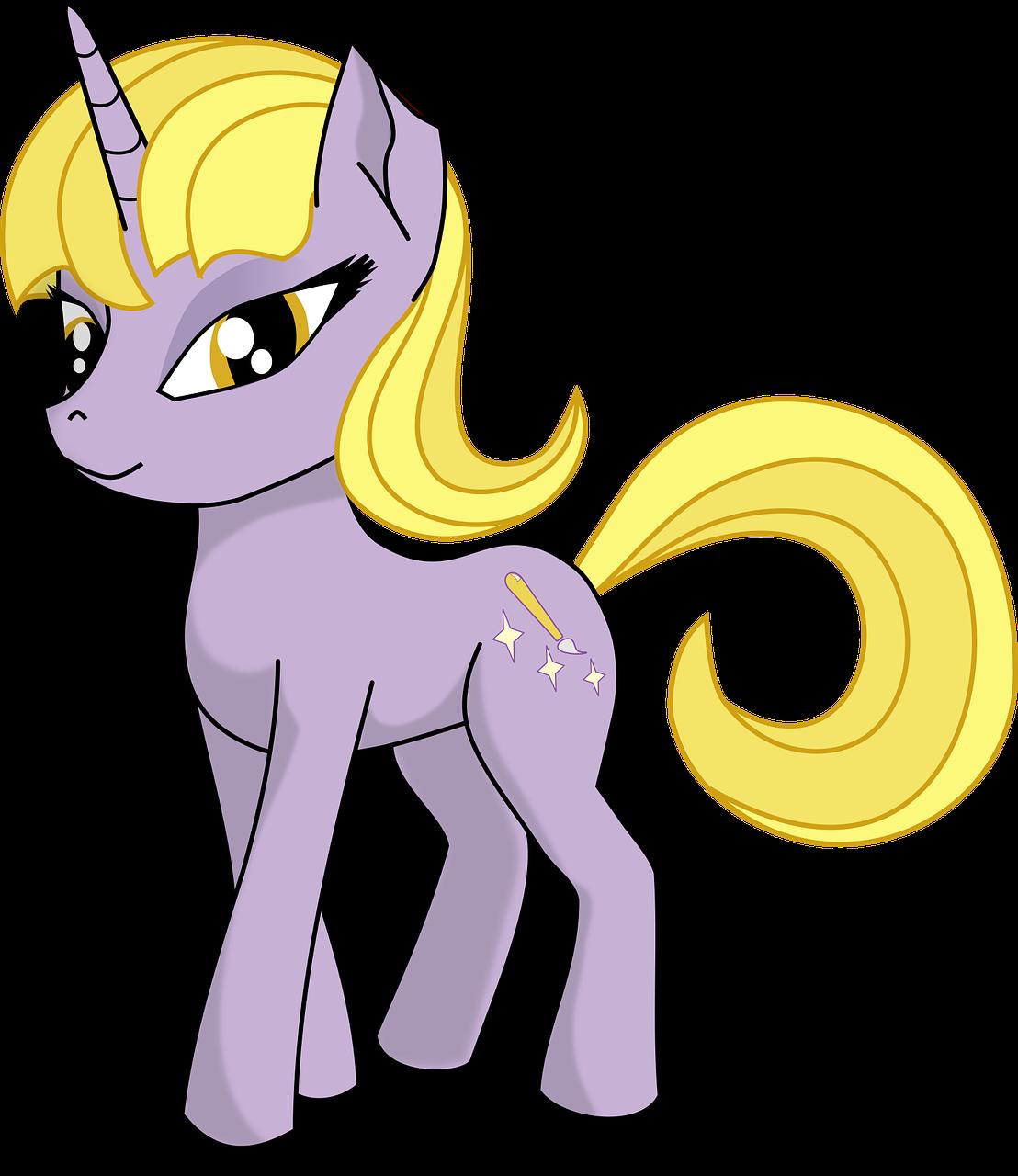 female unicorn