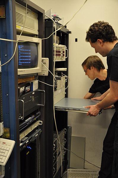 installing servers